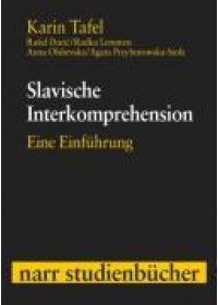 Obálka knihy  Slavische Interkomprehension od Tafel Karin, ISBN:  9783823364788