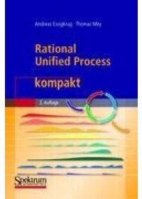 Obálka knihy  Rational Unified Process kompakt od Mey Thomas, ISBN:  9783827418364