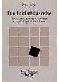 Obálka knihy  Die Initiationsreise od Freese Peter, ISBN:  9783860570661