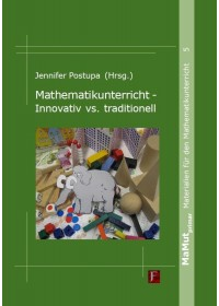 Obálka knihy  Mathematikunterricht - Innovativ vs. traditionell od , ISBN:  9783881208918