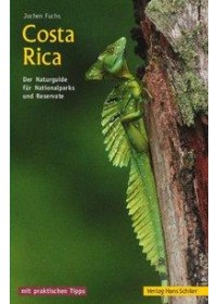 Obálka knihy  Nationalparks in Costa Rica od Fuchs Jochen, ISBN:  9783899302486