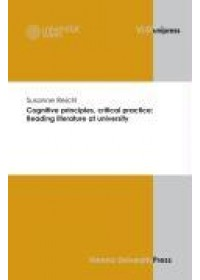 Obálka knihy  Cognitive principles, critical practice: Reading literature at university od Reichl Susanne, ISBN:  9783899714814